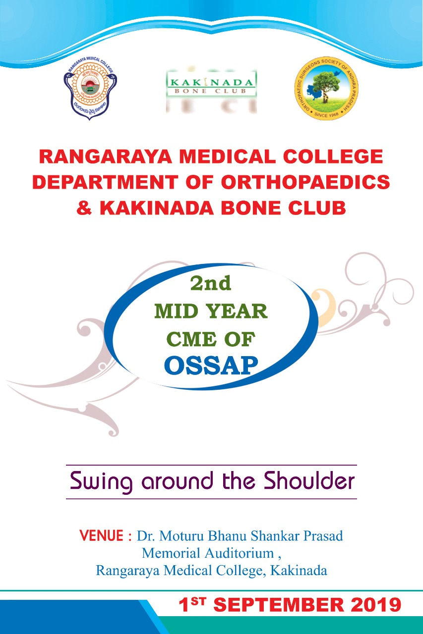 2nd mid year cme of ossap